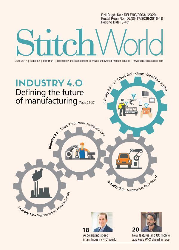 Stitch World June' 17