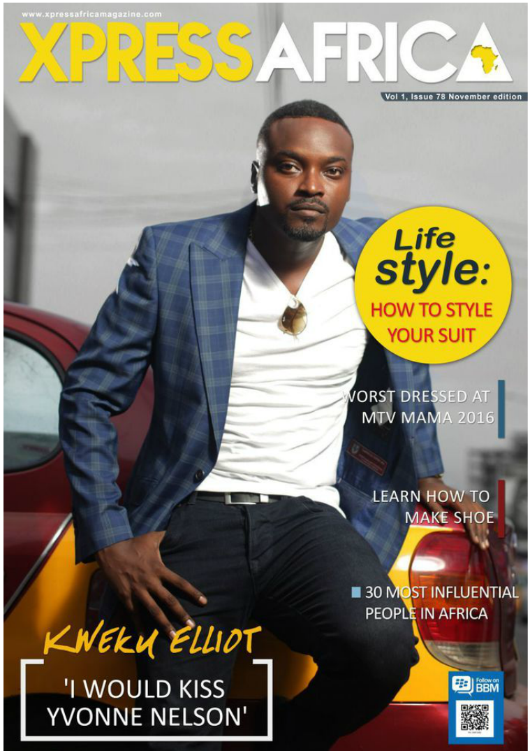 Xpress Africa Magazine November 2016