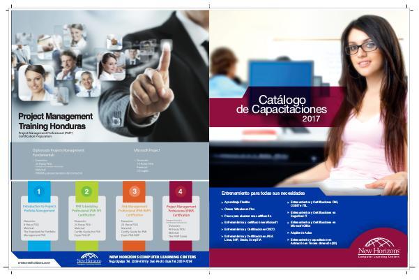 New Horizons Honduras Catalog - 2017 1