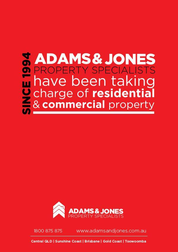 Adams & Jones Capability