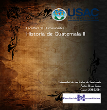 Historia de Guatemala II