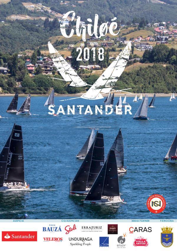 revista Regata Chiloé Santander 2018 revistaregatachiloesantander