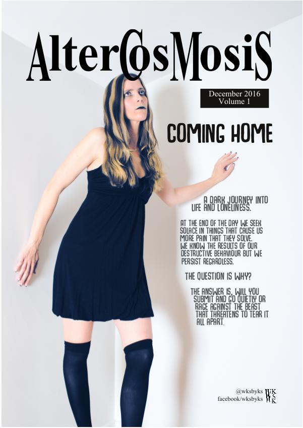 AlterCosMosiS Volume 1 DEC2016