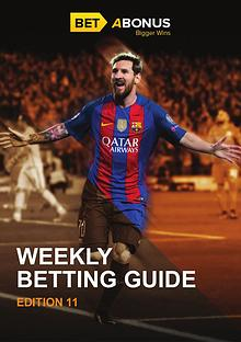 Weekly Betting Guide