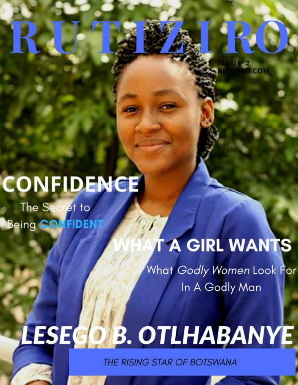 Rutiziro Magazine RutiziroMagazine Issue02