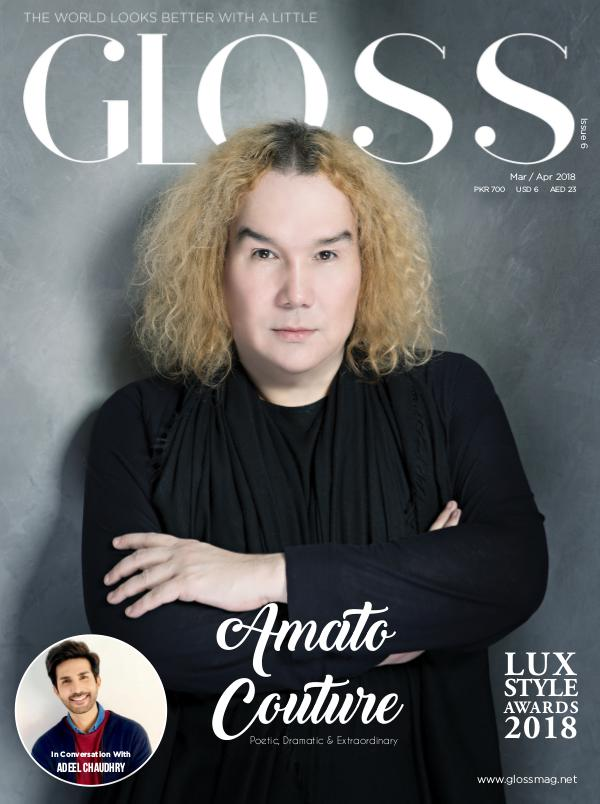 GLOSS Volume 1, Issue 6 - 2018
