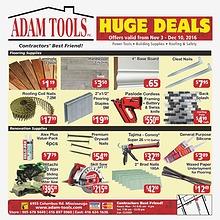 Adam Tools-Safety Supplies