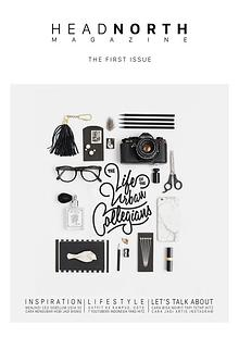 HEADNORTH MAGAZINE - THE FIRST ISSUE