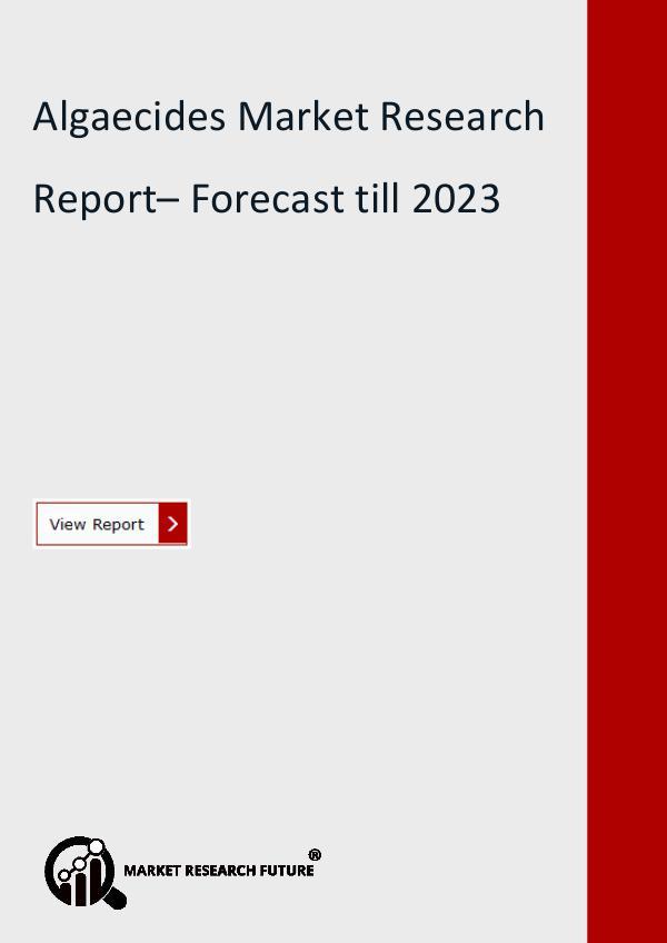 Algaecides Market Research Report– Forecast till