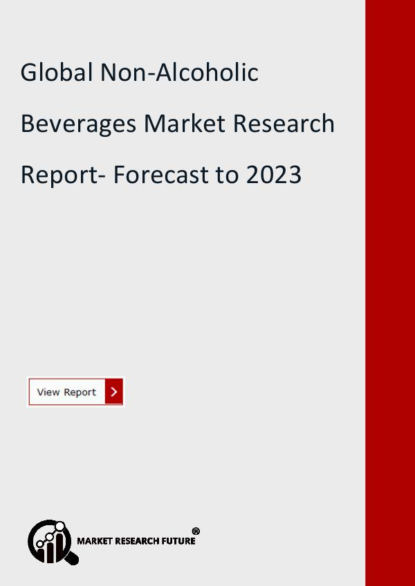 Market Research Future (Food and Beverages) Non-Alcoholic Beverages Market Size, Share, Trend