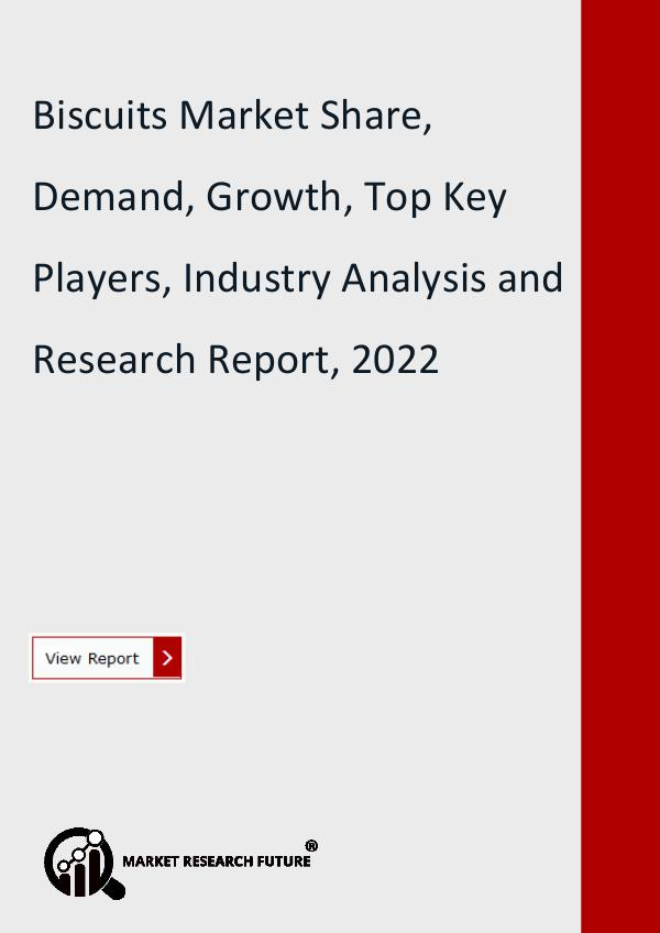 Market Research Future (Food and Beverages) Biscuits Market Share, Demand, Growth