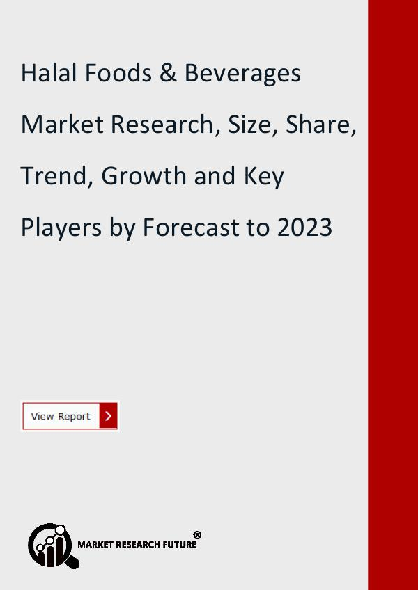 Market Research Future (Food and Beverages) Halal Foods and Beverages Market Research Report