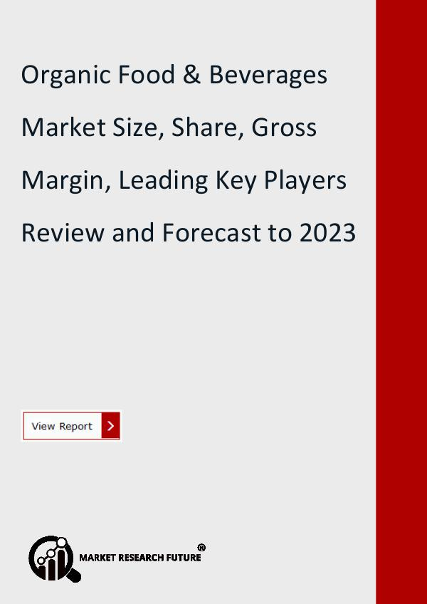 Market Research Future (Food and Beverages) Organic Food & Beverages Market Research Report