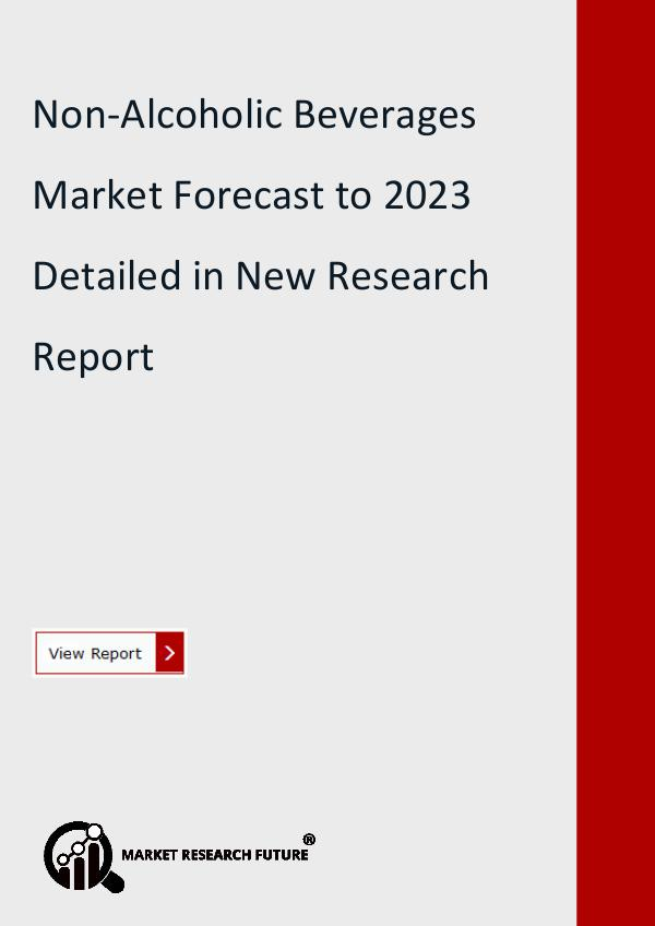Market Research Future (Food and Beverages) Non-Alcoholic Beverages Market Research Report
