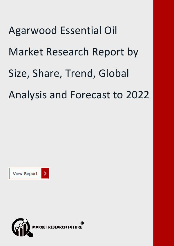 Agarwood Essential Oil Market Research Report