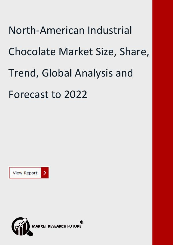 Market Research Future (Food and Beverages) North American Industrial Chocolate Market