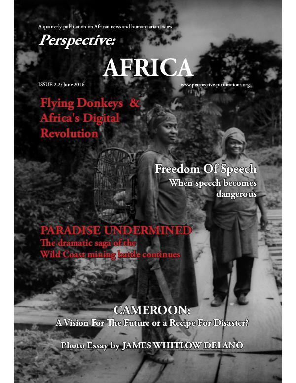 Perspective: Africa (June 2016) Perspective: Africa (June 2016)