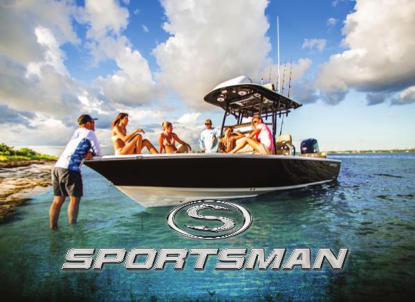 Sportsman Boats Mfg 2016