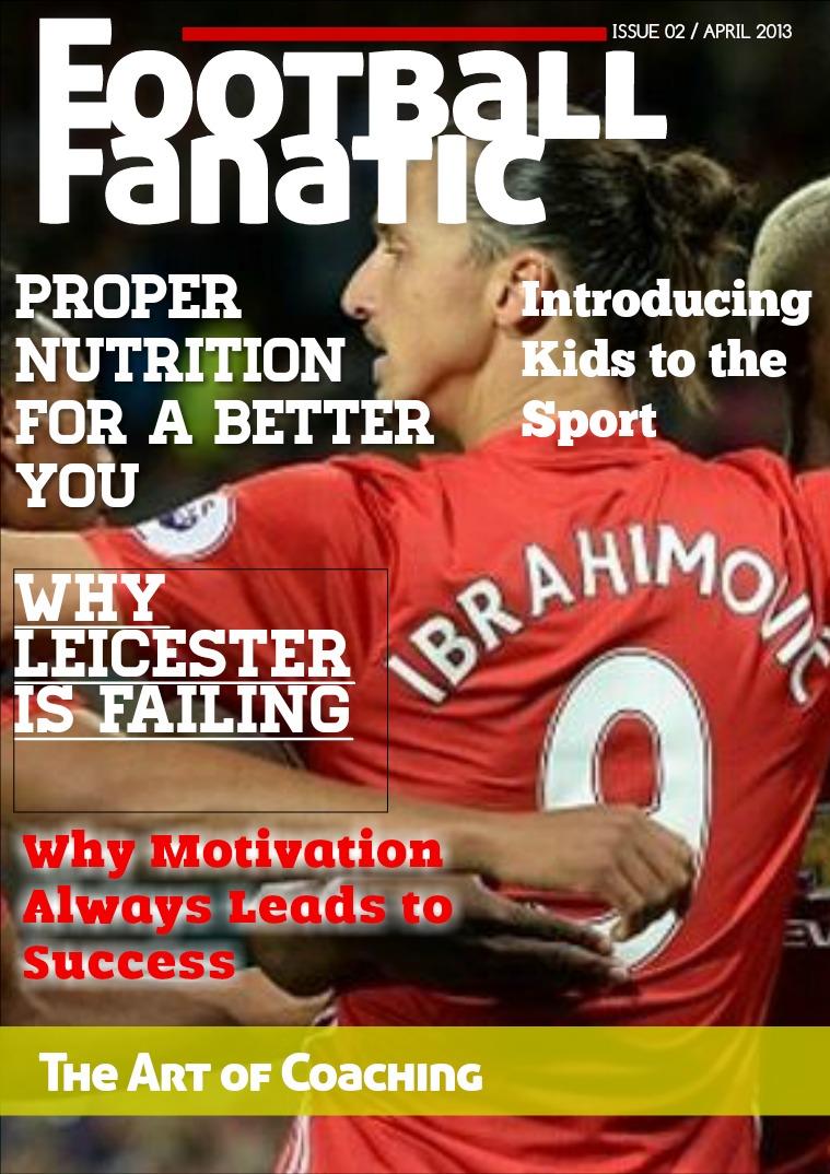 Football Fanatic Volume 1