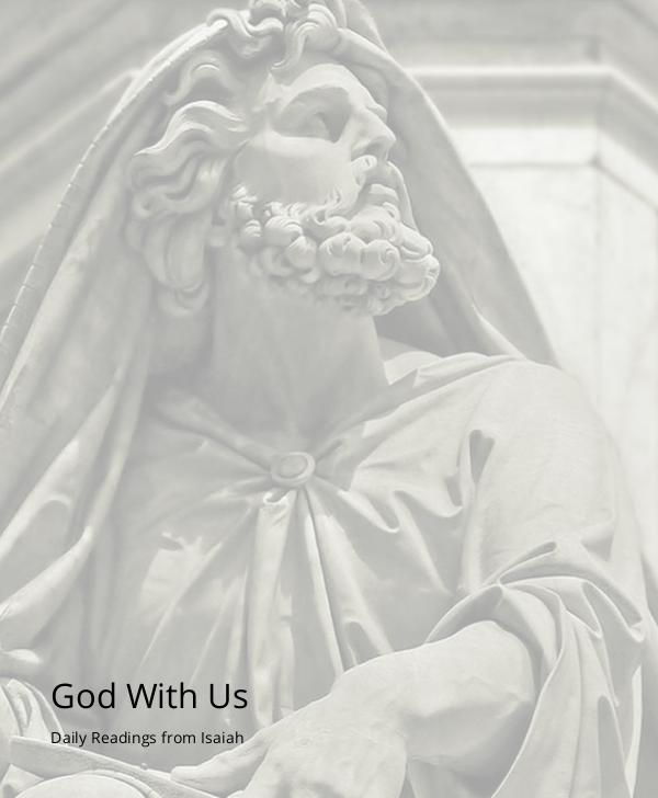 Advent 2019 - God With Us