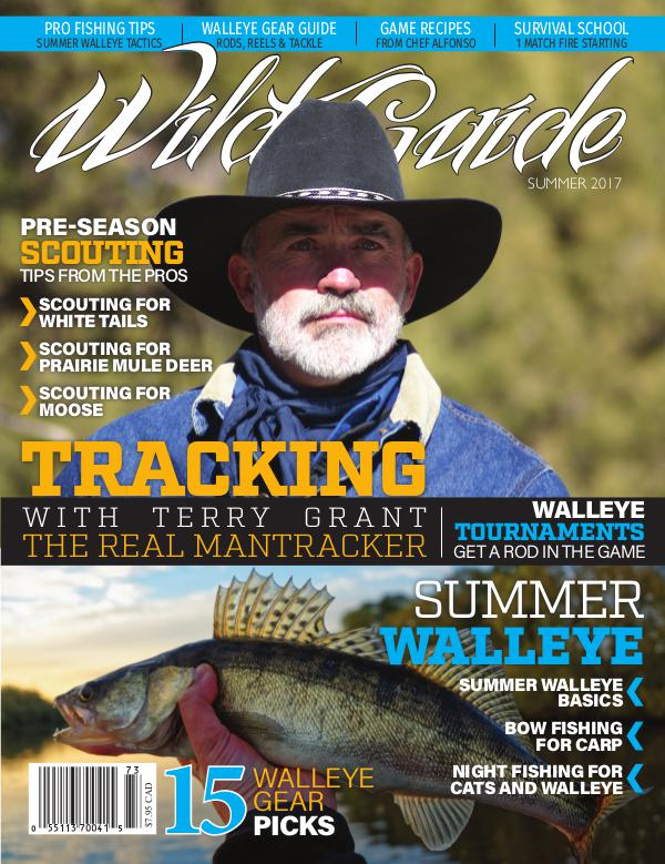 Wild Guide Magazine Summer 2017