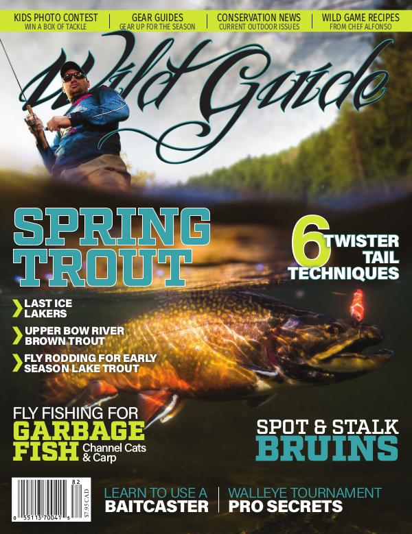 Wild Guide Magazine Spring 2018