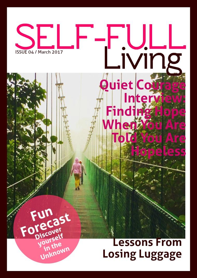 Self-Full Living Issue 4