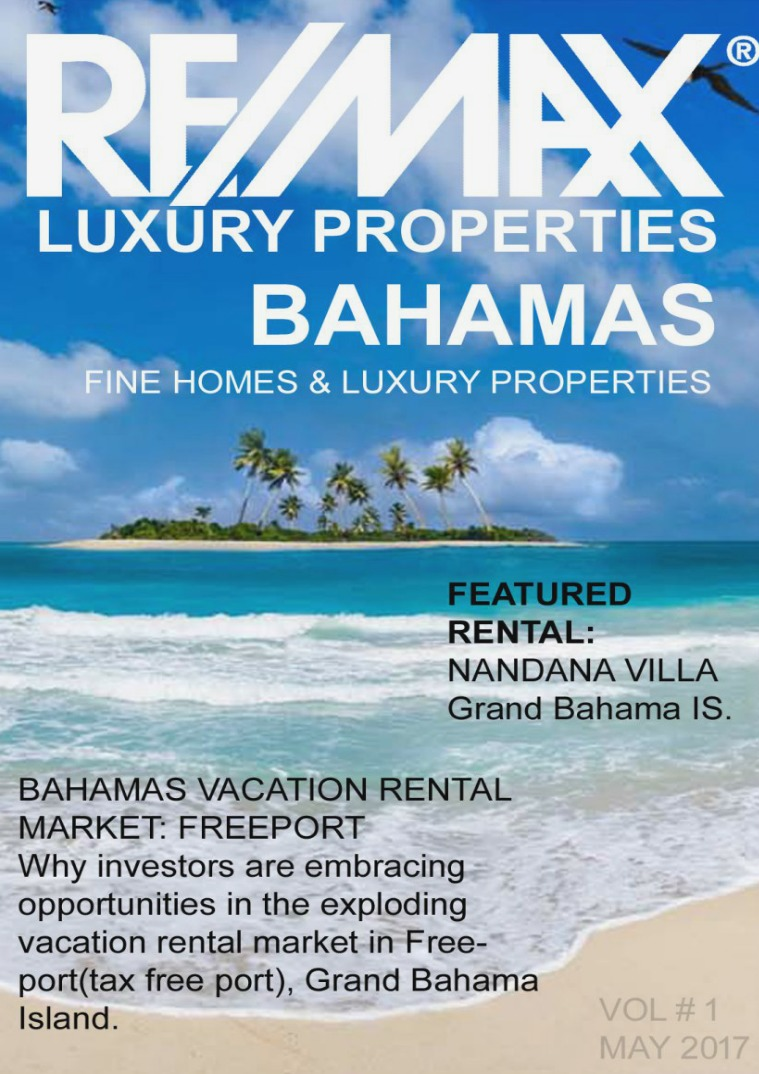 NEW ECONOMY EMERGING IN FREEPORT GRAND BAHAMA-VOLUME ONE