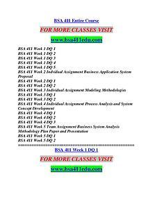 BSA 411 EDU Future Starts Here/bsa411edu.com
