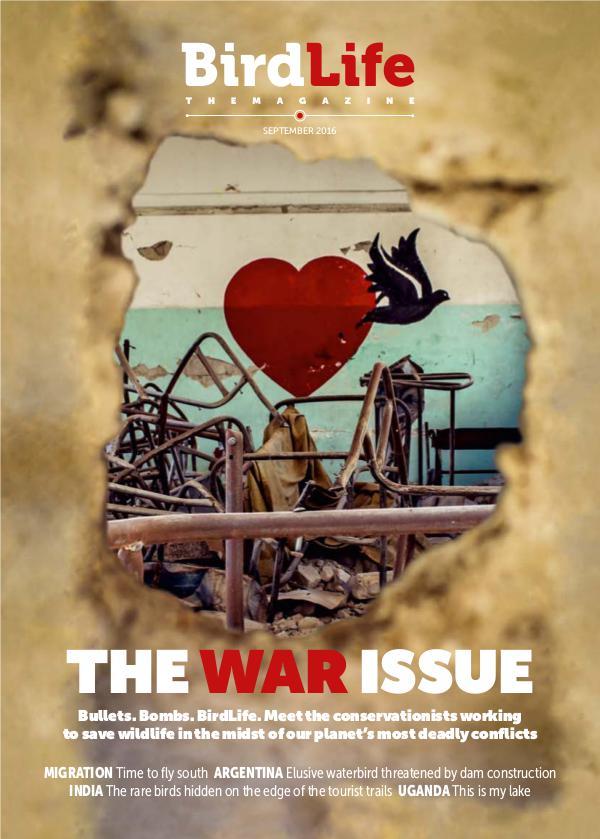 BirdLife: The Magazine September 2016