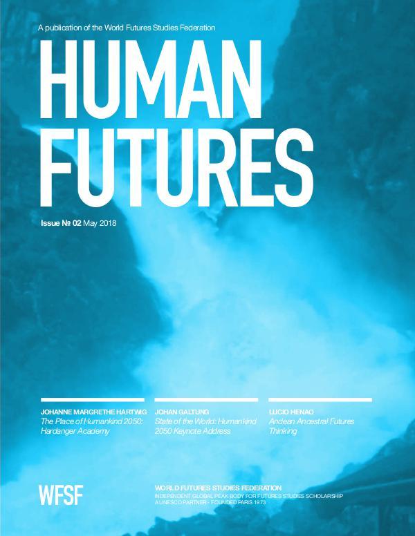 Human Futures No. 2 May 2018