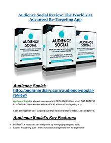 Audience Social Detail Review and Audience Social $22,700 Bonus