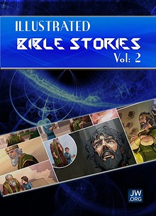 Illustrated Bible Stories Volume 2