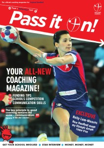 England Handball archive Issue 1 September 2013