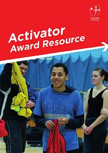 England Handball Activator Award Resource