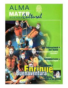 Agenda Cultural UdeA - Año 2000