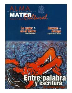 Agenda Cultural UdeA - Año 2001 MARZO