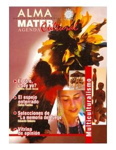 Agenda Cultural UdeA - Año 2001 JULIO