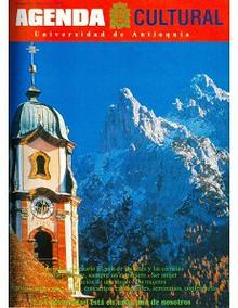 Agenda Cultural UdeA - Año 1997