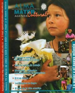 Agenda Cultural UdeA - Año 2002 MARZO