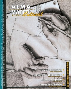 Agenda Cultural UdeA - Año 2002 ABRIL