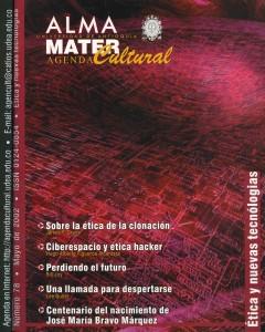 Agenda Cultural UdeA - Año 2002 MAYO