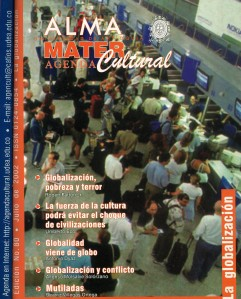 Agenda Cultural UdeA - Año 2002 JULIO