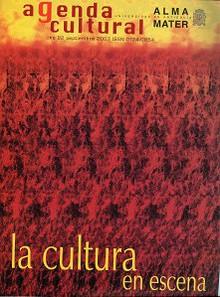 Agenda Cultural UdeA - Año 2003