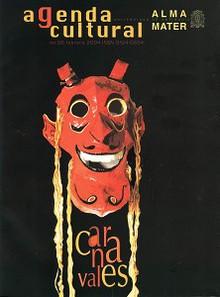 Agenda Cultural UdeA - Año 2004