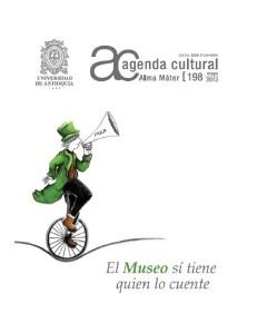 Agenda Cultural UdeA - Año 2013 MAYO