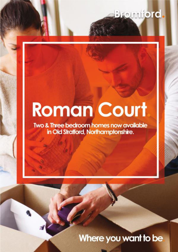 Where you want to be! Roman Court