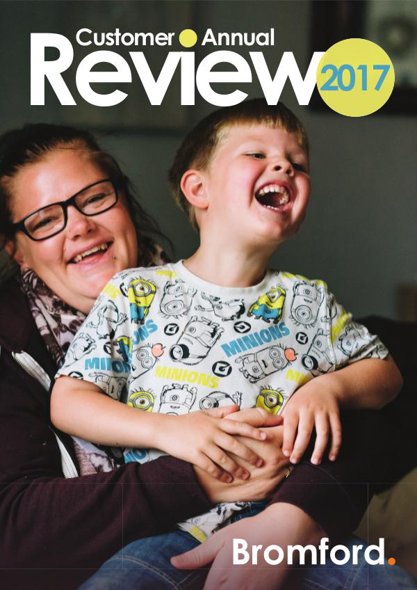 Customer Annual Review 2017 Customer Annual Review