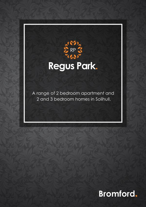 Where you want to be! Regus Park