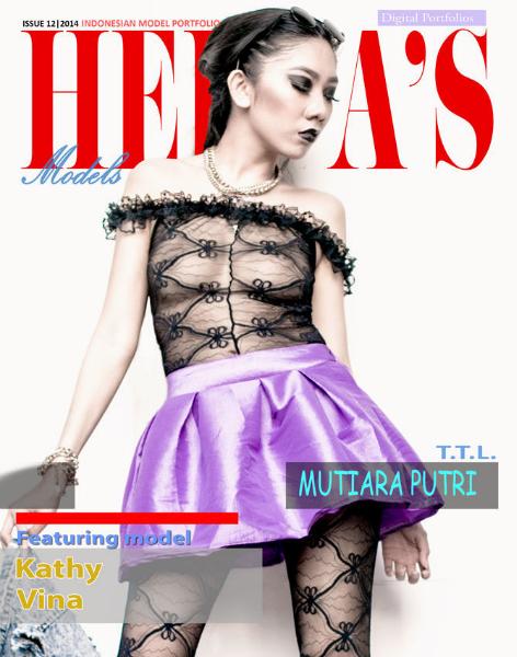 HERVA'S MODELS Issue #12 HERVAS MODELS PORTFOLIO